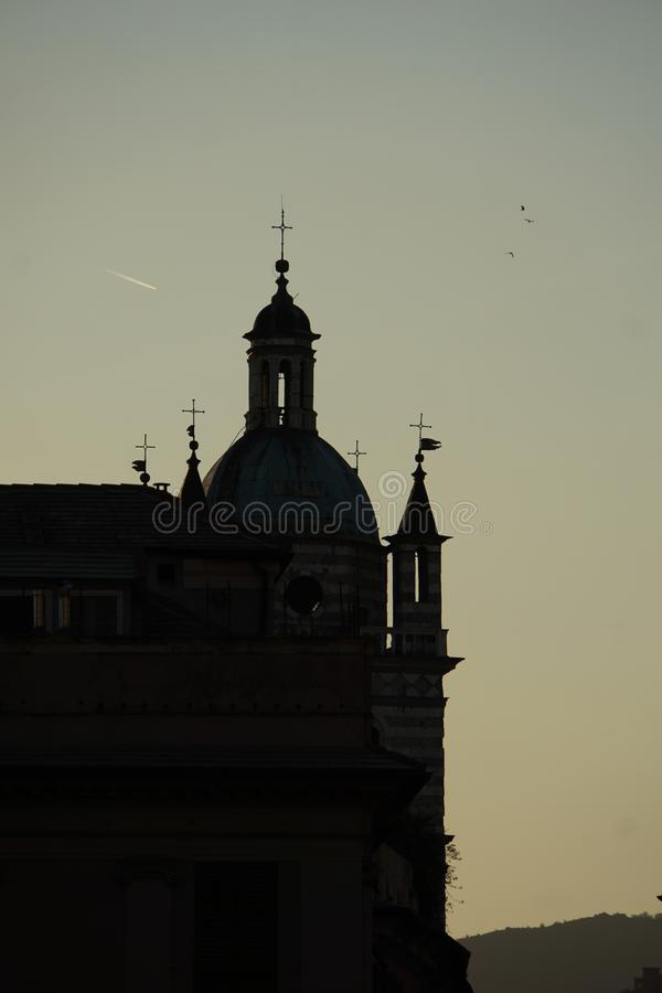 Genova стоковое изображение rf