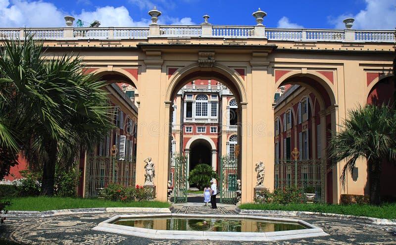 Genova royalty free stock photography