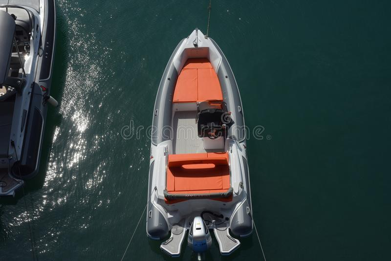 Genova: cinquantasettesima manifestazione della barca fotografia stock