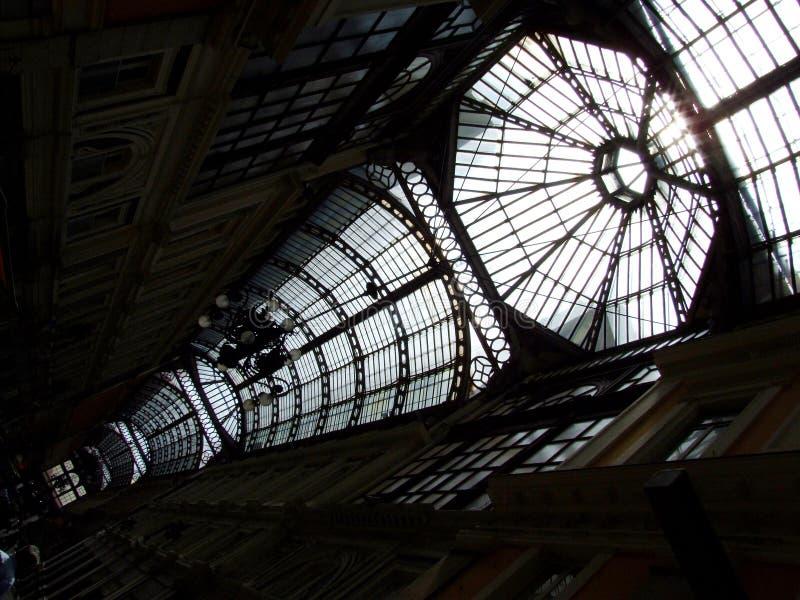 Genova-Galleria-Liguria-Itália - Creative Commons por gnuckx fotos de stock royalty free