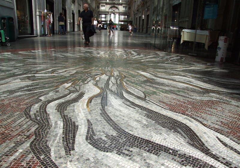 Genova-Galleria-Liguria-Italy - Creative Commons by gnuckx royalty free stock photos