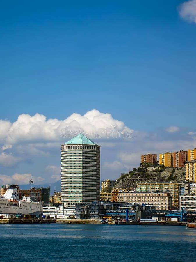Genova, Italia immagine stock