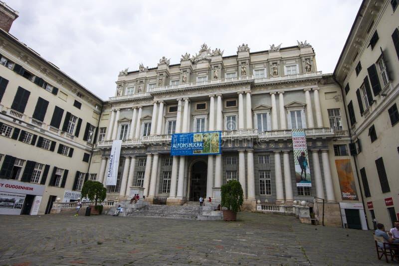 Genova, Italy stock photography