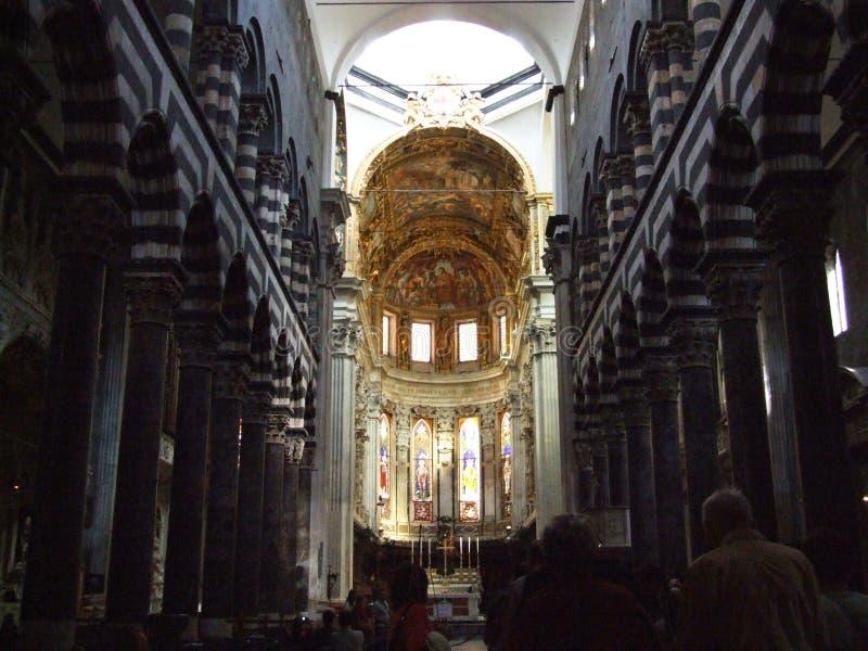 Genova-Liguria-Italia - Licenza Creative Commons di gnuckx fotografie stock libere da diritti