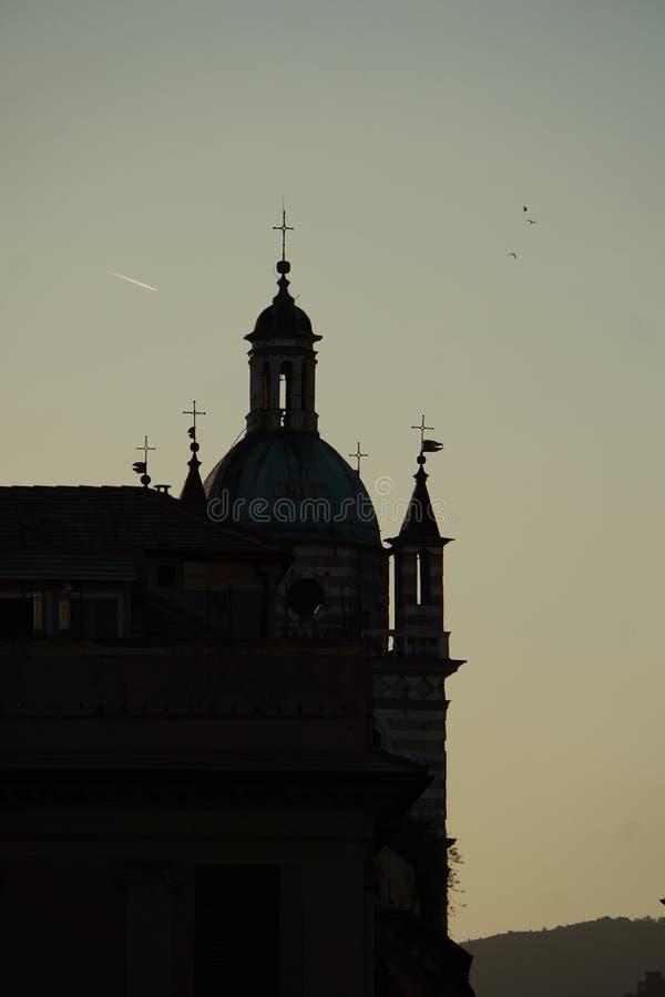Genova royaltyfri bild