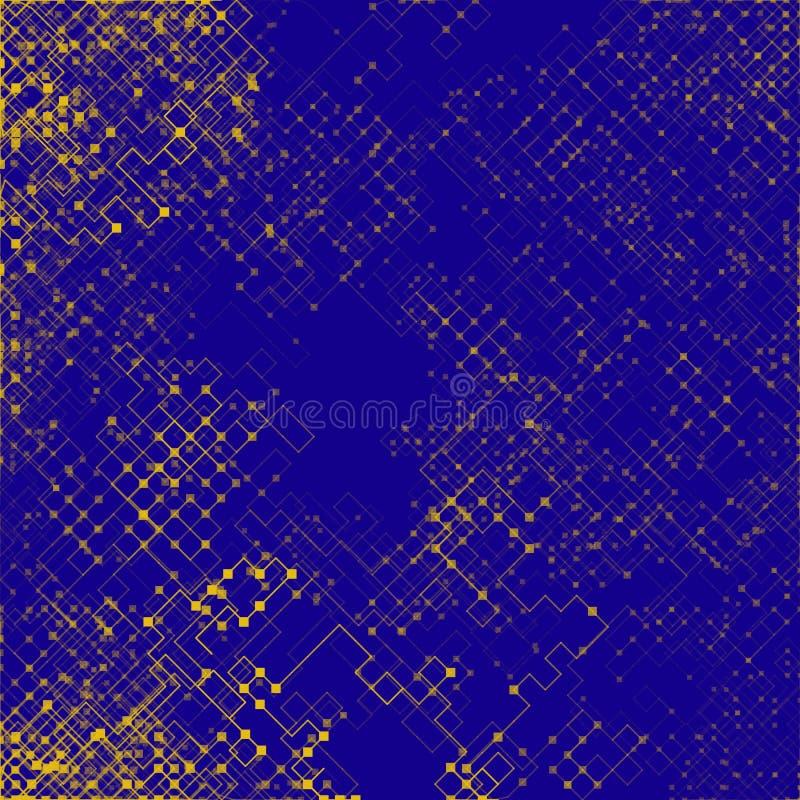 Genrative Kunst des Vektors vektor abbildung