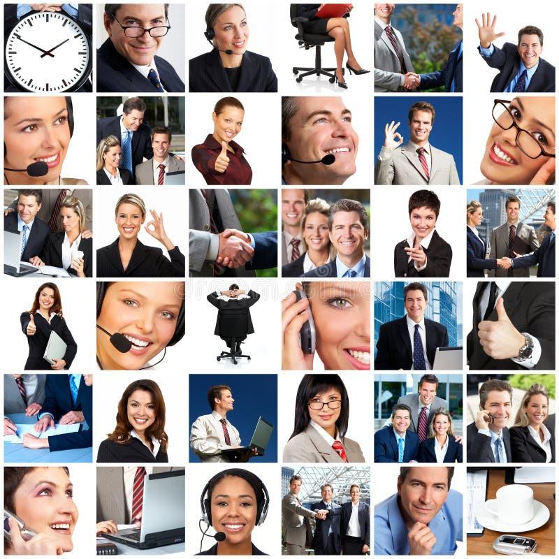 Gens d'affaires photographie stock libre de droits