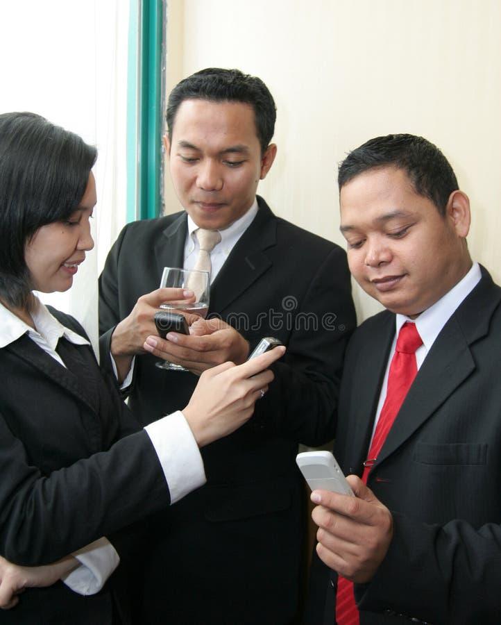 Gens d'affaires photo libre de droits