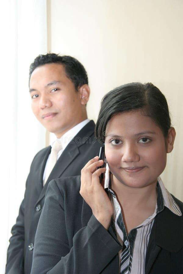 gens d'affaires asiatique photos stock
