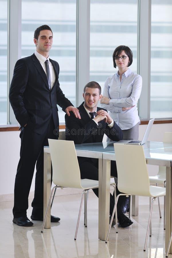 Gens d'affaires d'équipe photos stock
