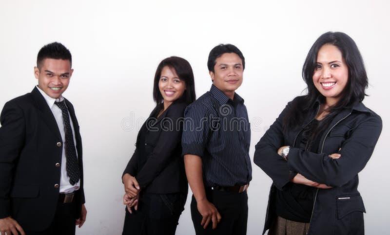 Gens d'affaires occasionnel photo stock