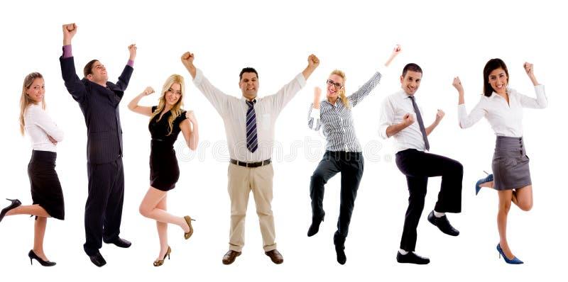 gens heureux photographie stock