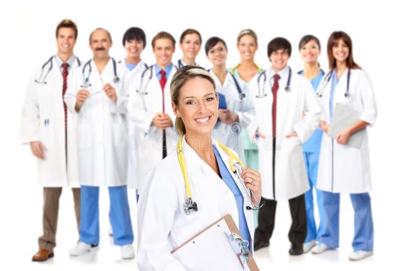 gens médicaux images stock