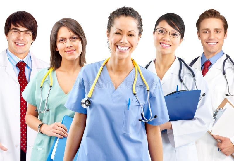 gens médicaux photo stock