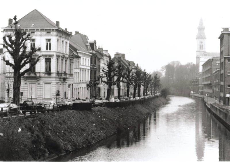 gent Бельгии стоковые фото