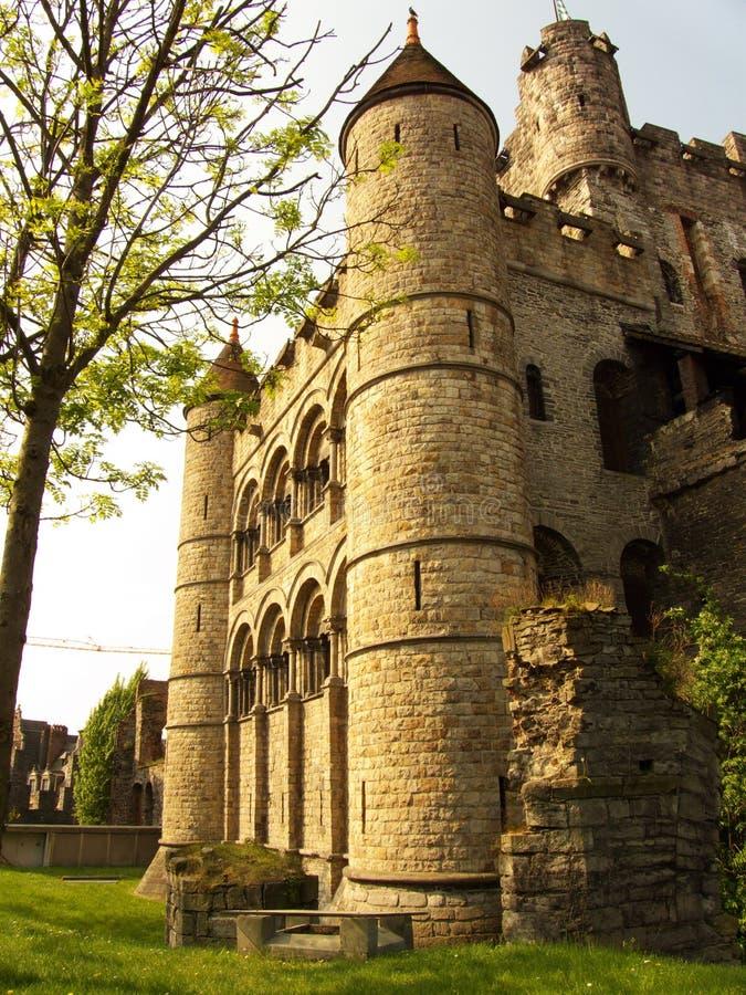 gent замока стоковая фотография rf