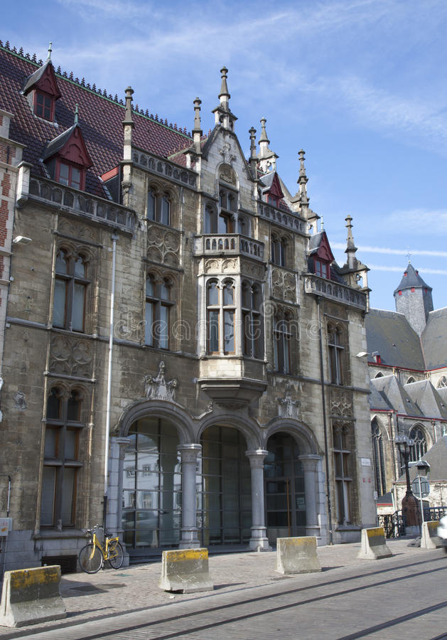 Download Gent - Gothic house stock image. Image of gothic, ghent - 27779237
