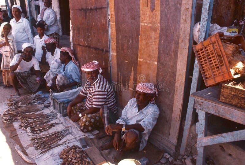 gente 1996-Yemen fotografía de archivo libre de regalías