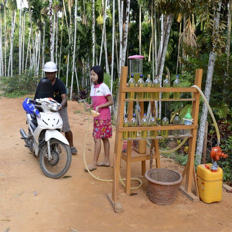 GENTE DE ASIA MYANMAR MYEIK imágenes de archivo libres de regalías