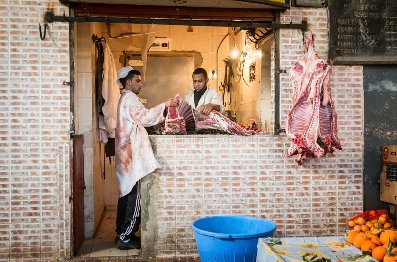 Gente de Marruecos foto de archivo libre de regalías