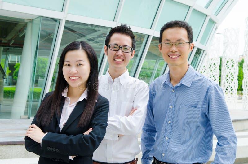Gente de negocio asiática fotos de archivo libres de regalías