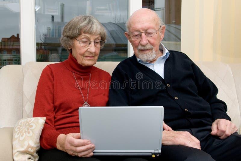 Gente del mayor de Activ imagen de archivo