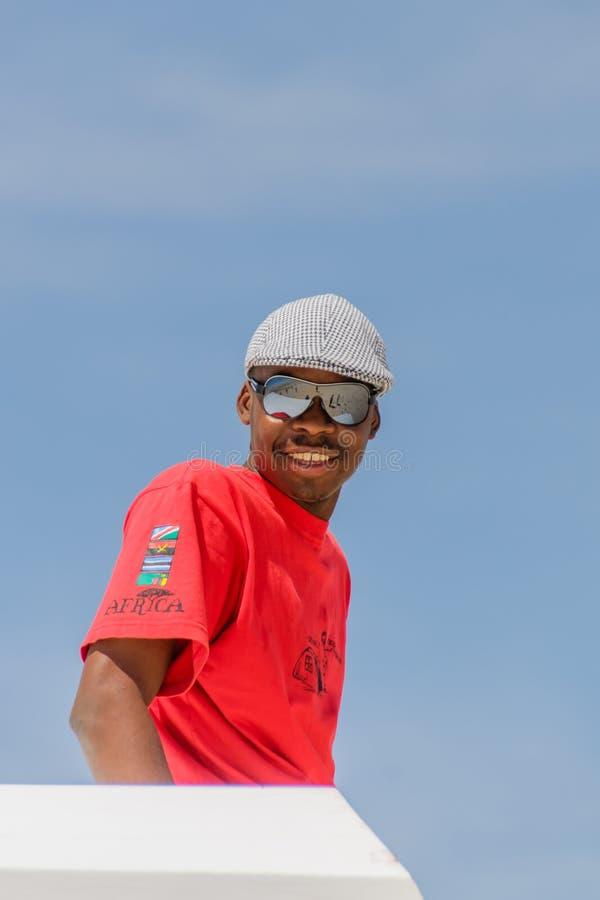 Gente del mundo - hombres africanos imagenes de archivo