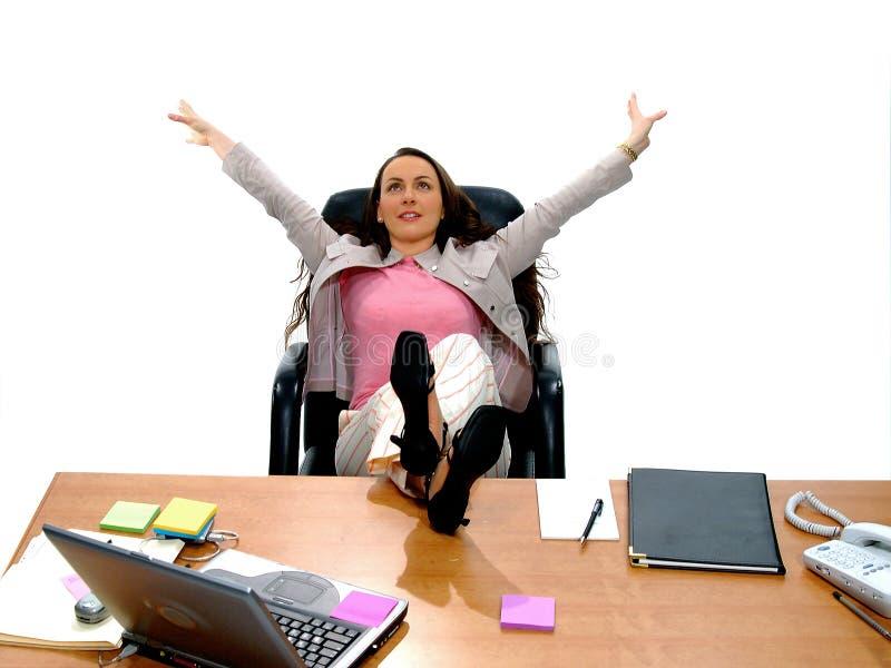 Gente di affari 3 immagine stock