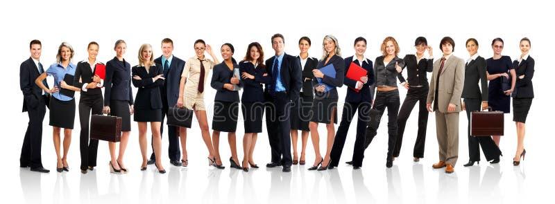 Gente di affari immagine stock