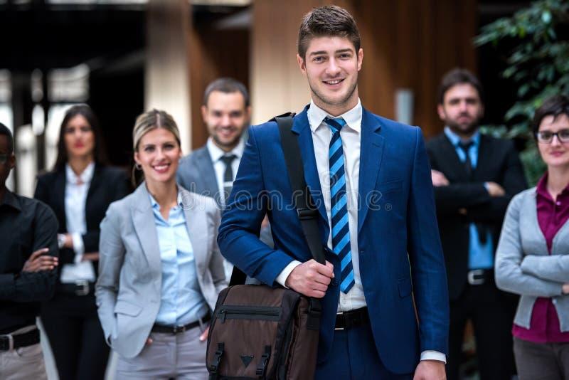 Gente di affari del gruppo immagine stock libera da diritti