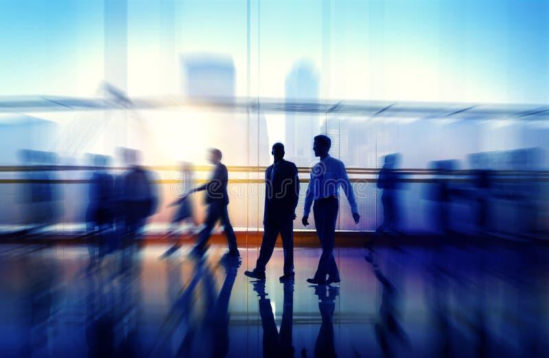 Gente di affari di collaborazione Team Teamwork Peofessional Concept fotografia stock