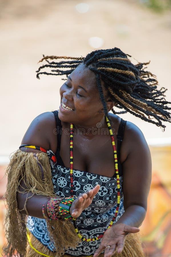 Gente en ANGOLA, LUANDA fotos de archivo