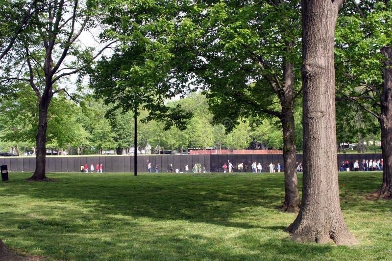 Gente en la pared foto de archivo