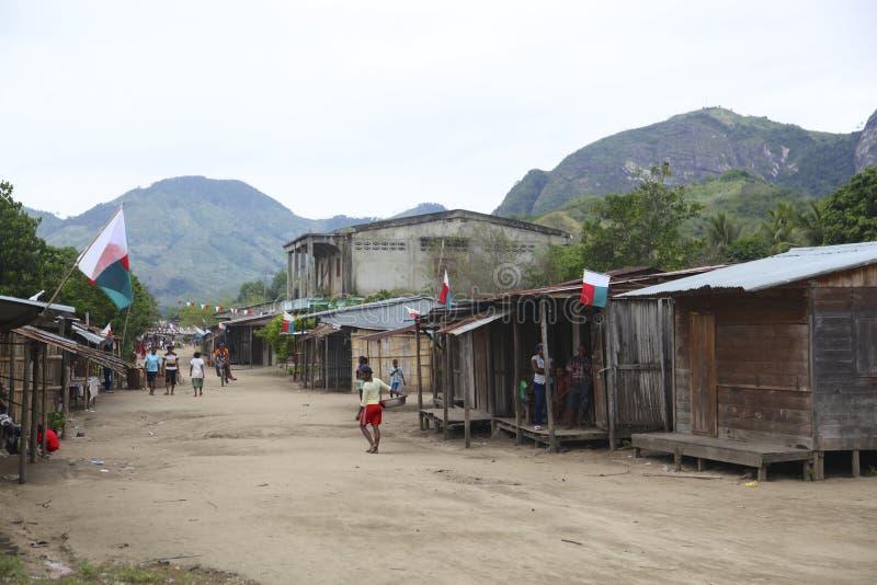 Gente en Madagascar imagen de archivo libre de regalías