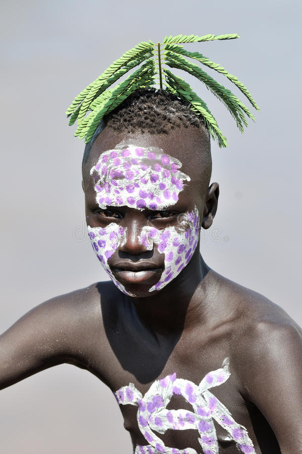Gente etiopica immagini stock libere da diritti