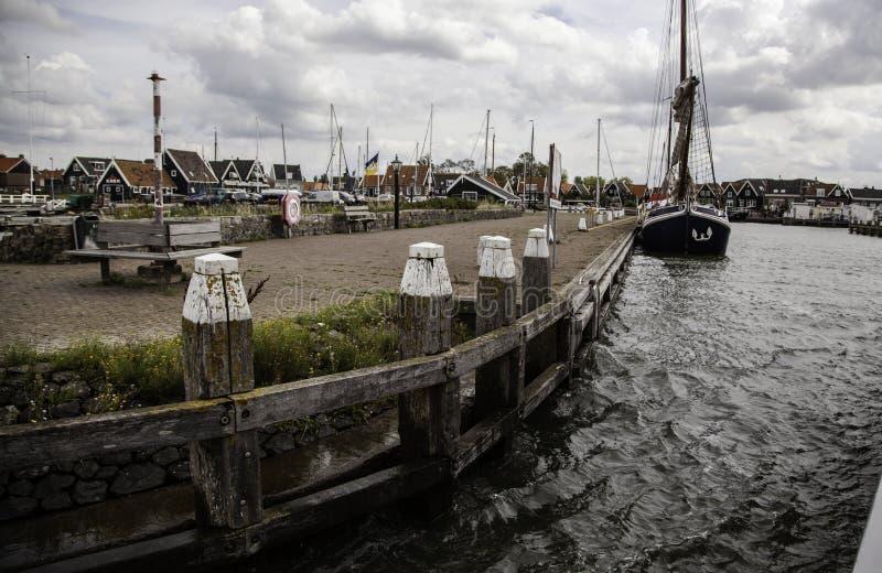Gente holandesa del mar imagen de archivo libre de regalías