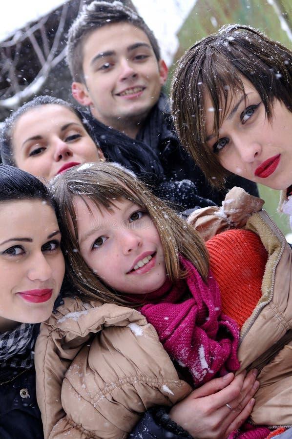 Gente joven hermosa foto de archivo
