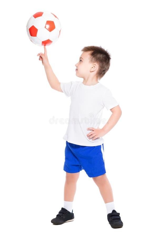 Gentil petit garçon photo libre de droits