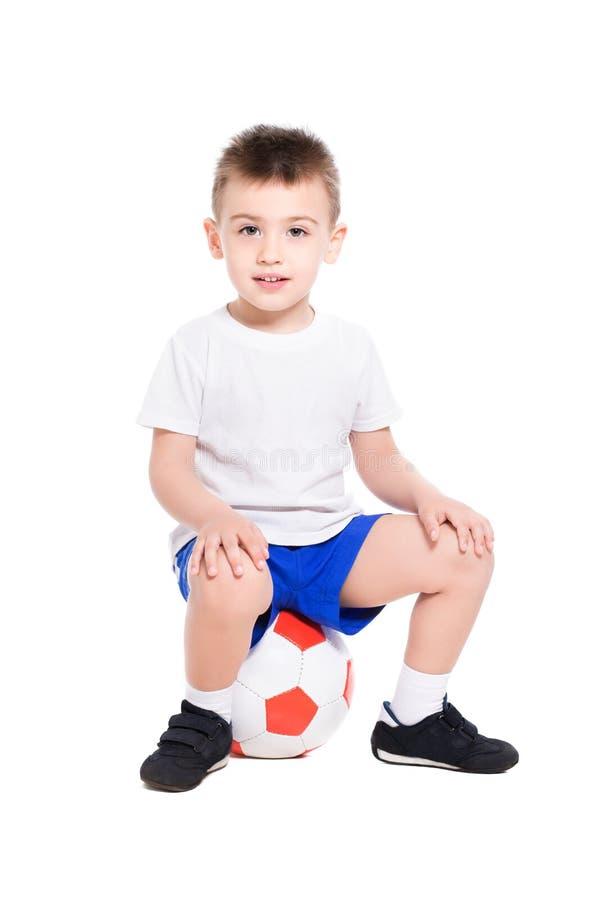 Gentil petit garçon photographie stock libre de droits