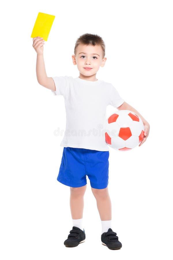 Gentil petit garçon image libre de droits