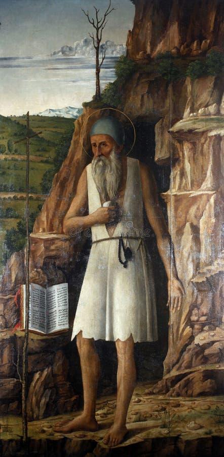 Free Gentile Bellini: Saint Jerome Royalty Free Stock Images - 96511369
