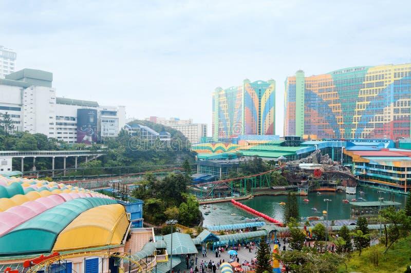 Genting Higlands, Maleisië stock foto