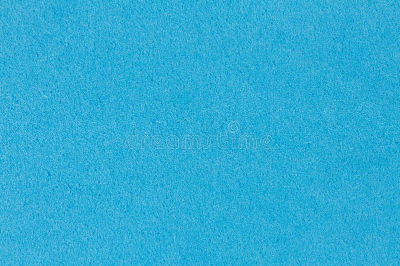 Gentle blue foam EVA texture with simple surface. High resolution photo royalty free stock photo