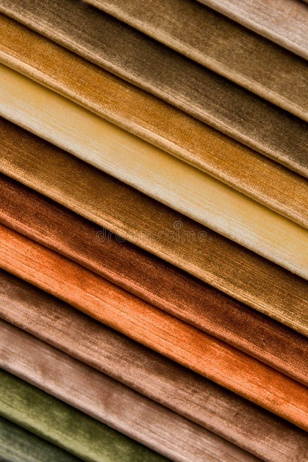 Download Gentle Colors Of Velvet Fabric Stock Image - Image: 8100991