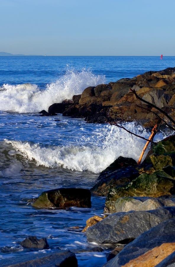 Download Gentle Ocean Sounds stock photo. Image of power, stone - 117048