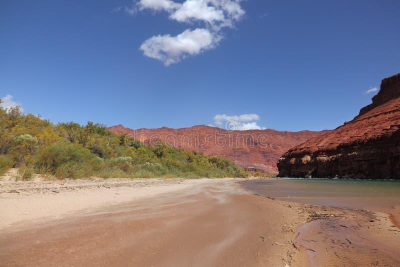 Download A gentle shallow stock photo. Image of america, arizona - 17756416