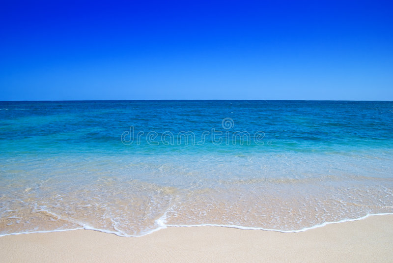 Download Gentle Waves stock photo. Image of travel, coast, europe - 5303604