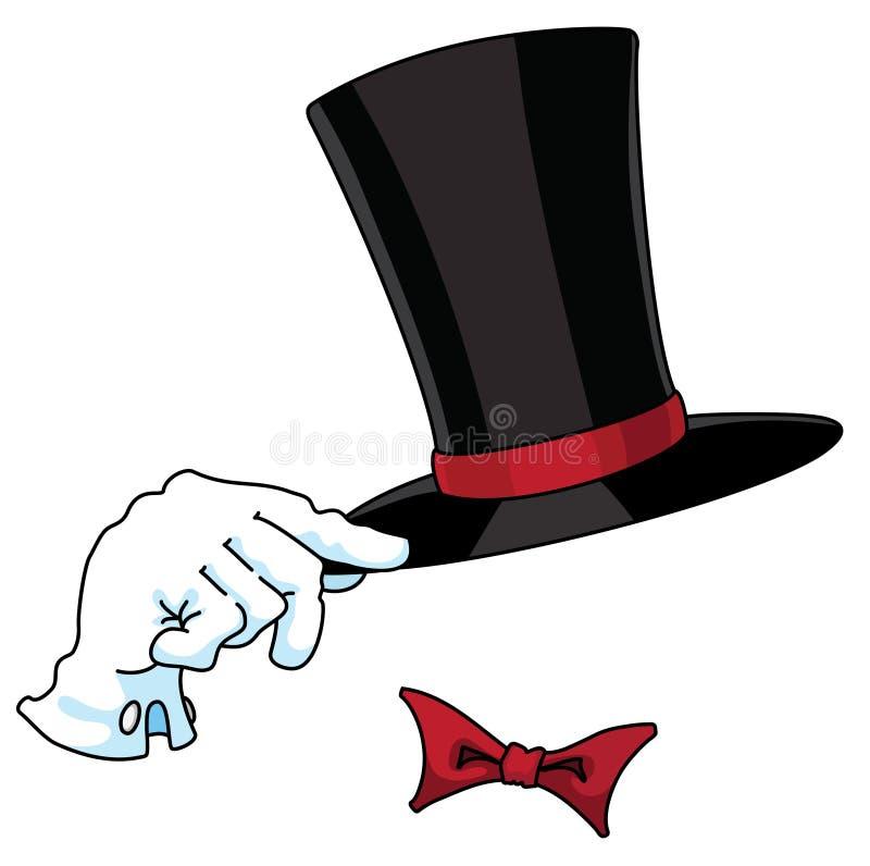 Download Gentleman stock vector. Illustration of glove, white - 14648542