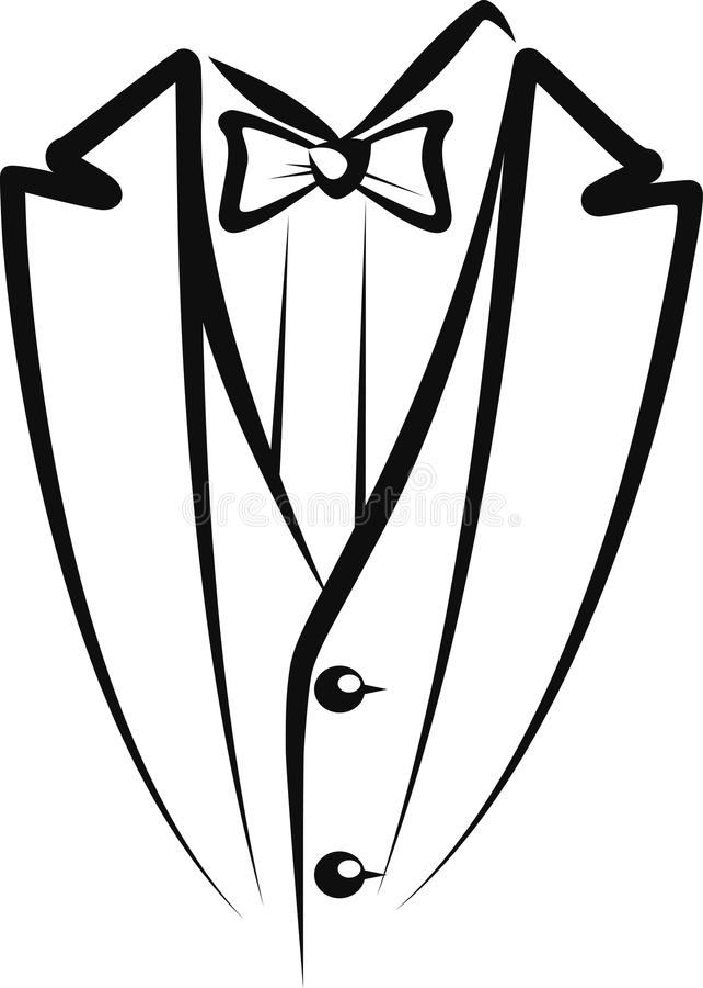 gentleman vektor illustrationer