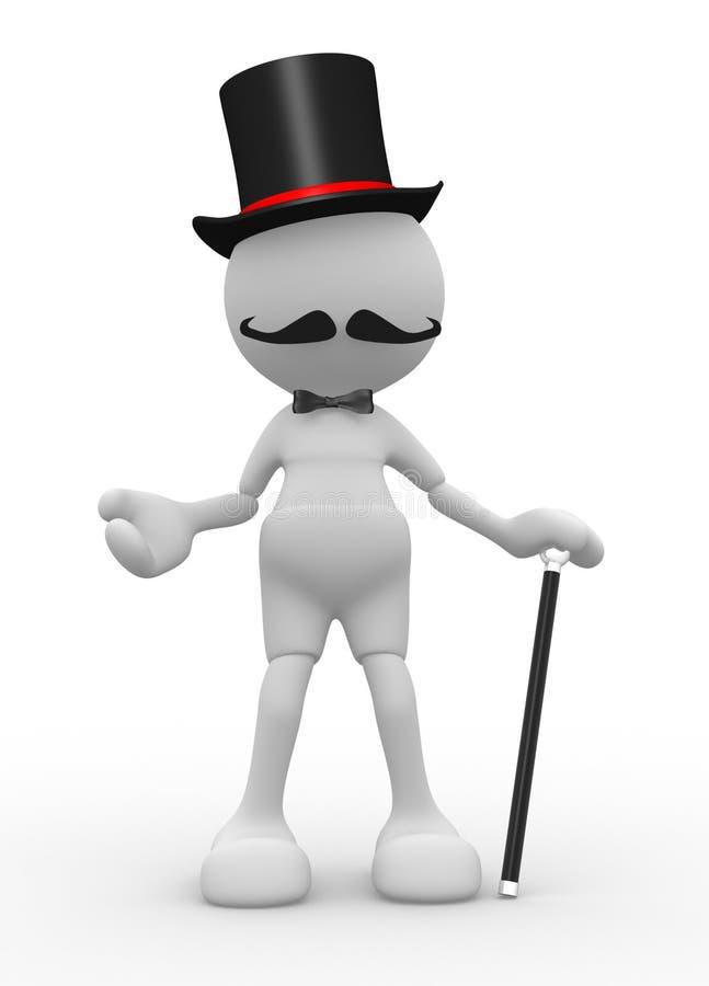 Gentleman Royalty Free Stock Image